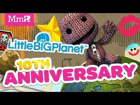 Stream : Joyeux anniversaire LittleBigPlanet ! de Dreams