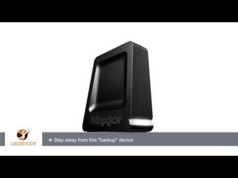 Maxtor OneTouch 4 Lite 500 GB USB 2.0 Desktop External Hard Drive STM305004OTA3E1-RK | Review/Test