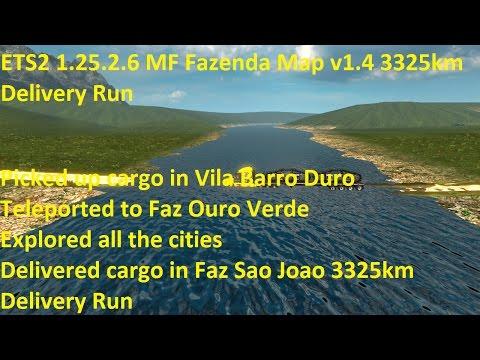 MF Fazenda Map v1.4