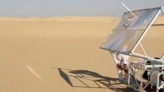 Veja uma impressora 3D que cria objetos a partir de areia e luz solar!!!