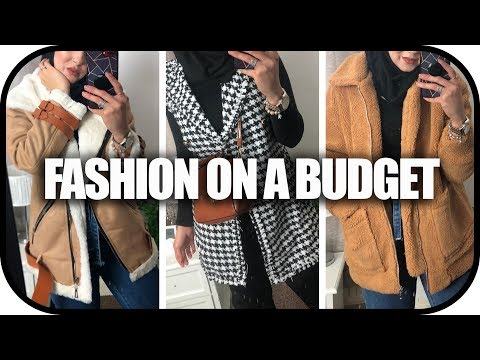 FASHION ON A BUDGET! NEW IN 'SHEIN' TRY-ON HAUL | Amina Chebbi