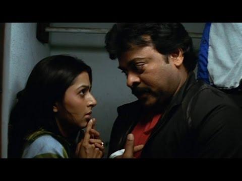 Jai Chiranjeeva Movie || Arbaaz Khan Kidnaping Bhumika Chawala Action Scene