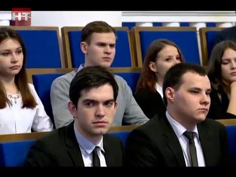 Глава региона сегодня встретился с руководством и студентами Новгородского государственного университета