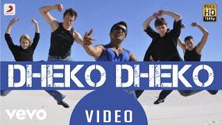 Aadhavan - Dheko Dheko Video   Suriya