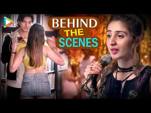 Behind The Scenes: Vaaste Song | Dhvani Bhanushali |  Tanishk Bagchi | Nikhil D'Souza | T-Series