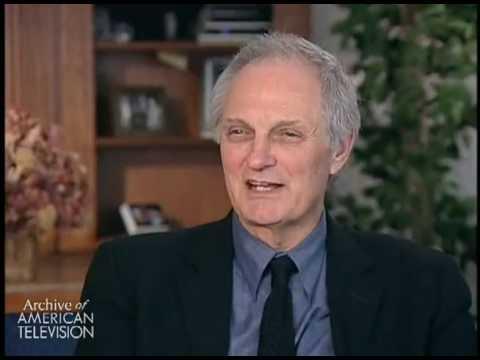 Alan Alda on winning an Emmy, and how some of your best writing work can come as a surprise
