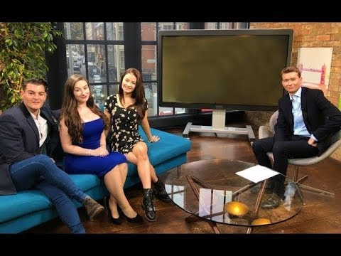"""Talking About My New Movie """"The Seven"""" on London Live!"""