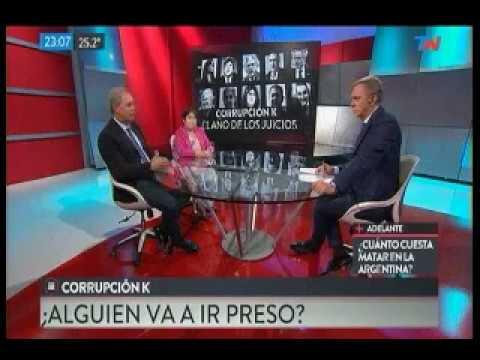 Ocaña habla sobre los casos de corrupción pendientes para el 2017