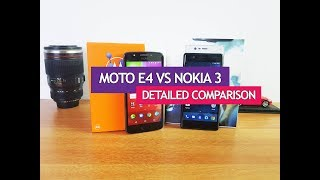 Moto E4 and Nokia 3 are two budget offerings in below Rs 10000 price segment and here is the detailed comparison of the two devices in the price segment. Moto E4 vs Nokia 3- Which is better to buy?Stay tuned to Techniqued for the latest in mobile technology and hit that Subscribe button or click the link below:http://www.youtube.com/user/nirmaltv?sub_confirmation=1Contact Info:Twitter: @nirmaltv (https://twitter.com/nirmaltv )Facebook: http://www.facebook.com/techniquedGoogle+: http://google.com/+TechniquedInstagram: http://instagram.com/nirmaltvWebsite: http://www.nirmaltv.com