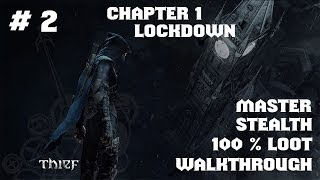 Video Thief | Stealth Walkthrough | Master | 100% Loot | Part.2  | Lockdown MP3, 3GP, MP4, WEBM, AVI, FLV Mei 2019