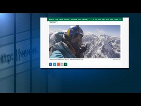 Τρεις ορειβάτες παρασύρθηκαν από χιονοστιβάδα στα Βραχώδη Όρη …