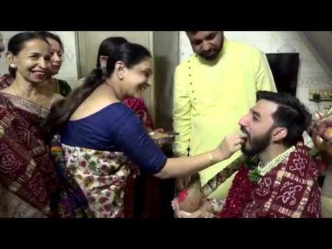 Jigar & Manali, Wedding Story Video
