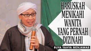 Video Haruskah Menikahi Wanita yang Pernah Dizinahi - Buya Yahya Menjawab MP3, 3GP, MP4, WEBM, AVI, FLV Juli 2018