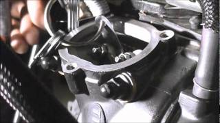 7. Check Valve Clearance on a Zuma 125 BWs 125 Scooter 4-stroke