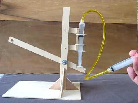 tecnología hidráulica