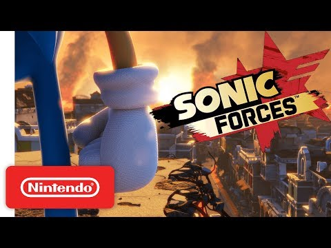 E3 2017: Sonic Forces