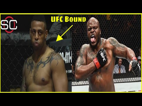 Former NFL Star Greg Hardy Earns UFC Contract with 53 Second KO