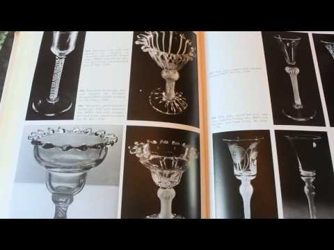 How to Identify 18th Century English Drinking Glasses, and Book Review