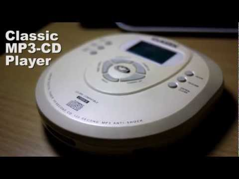 Classic MP3-CD Player Review
