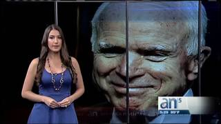 América Noticias, América TeVé 5pm, 6pm, 10pm y 11pm. Más en americateve.comVisita nuestro web: http://www.americateve.com/Señal en vivo: http://www.americateve.com/vivoProgramas anteriores: http://www.americateve.com/programasInstagram: @americateve41AméricaTeVé es una estación de TV independiente en Español basada en Miami, con distribución de aire en los mercados de Miami, New York y Puerto Rico.