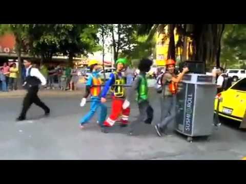 Điệu nhảy đường phố