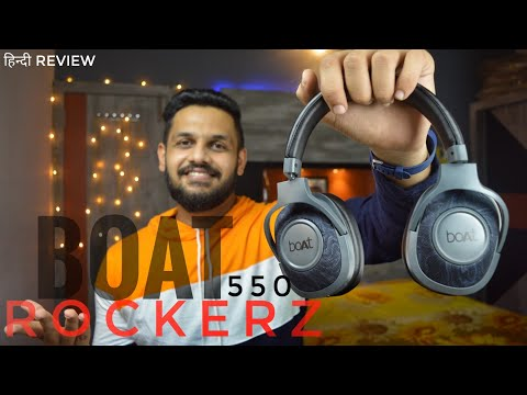 Boat Rockerz 550 🤩 !!  (UNBOXING+GAMING TEST+LOUDNESS TEST+FULL REVIEW)