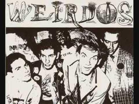 The Weirdos:  Demo/Rehearsal