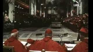 Video Vaticanum Secundum (Opening of the Second Vatican Council) - I MP3, 3GP, MP4, WEBM, AVI, FLV Januari 2019