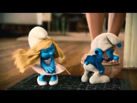 فيلم السنافر SUMMER 2011 Smurfs 3D