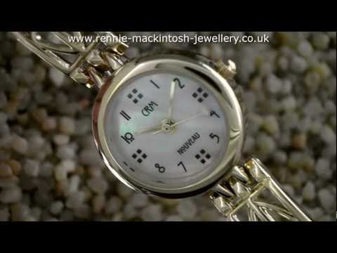 Cairn Charles Rennie Mackintosh Watch M95MG