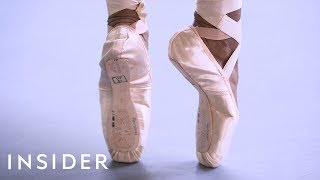 Video How Ballerinas Customize Their Pointe Shoes MP3, 3GP, MP4, WEBM, AVI, FLV Maret 2019