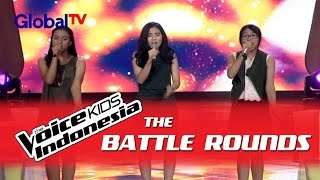 """download lagu download musik download mp3 Kaneishia vs Dalillah vs Dian """"All I Ask"""" I The Battle Rounds I The Voice Kids Indonesia 2016"""