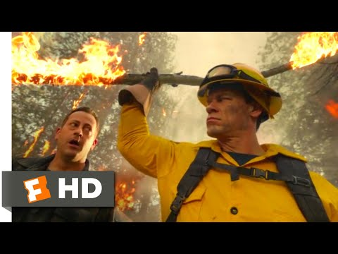 Playing With Fire (2019) - Fire-Fighting Tough Guys Scene (1/10) | Movieclips