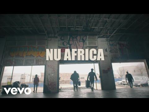 CyHi The Prynce Ft. Ernestine Johnson  - Nu Africa