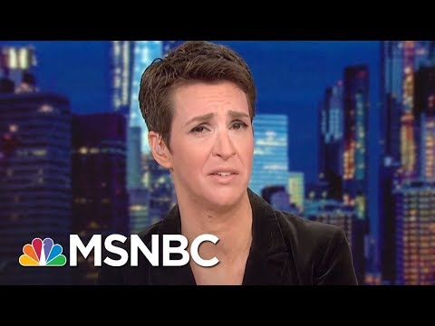 So This Is How Fridays Are Now?   Rachel Maddow   MSNBC