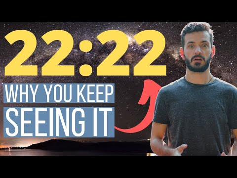 Why You Keep Seeing 2222 All The Time - 2222 angel number meaning