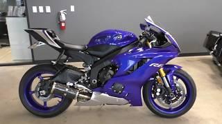 10. 002311   2017 Yamaha YZF R6
