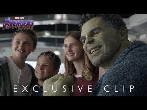 "Marvel Studios' Avengers: Endgame   ""Hulk Out"" Exclusive Clip"