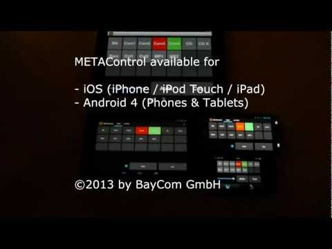 Video of METAControl