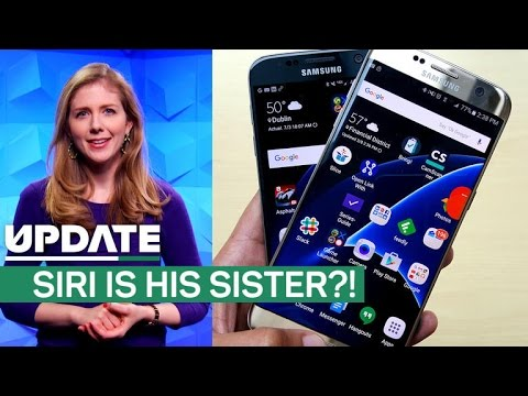 , title : 'Samsung's 'Bixby' assistant may have its own button on Galaxy S8 (CNET Update)'