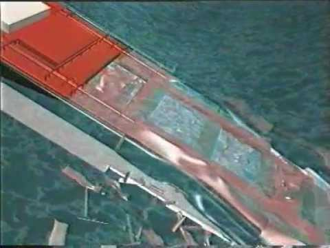 Sinking of the MV Derbyshire