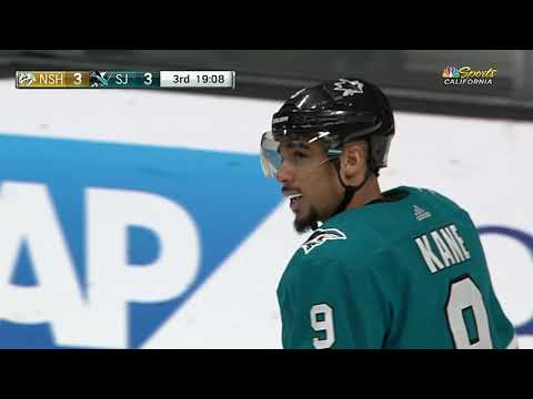 Video: Nashville Predators vs San Jose Sharks | NHL | NOV-13-2018 | 23:30 EST