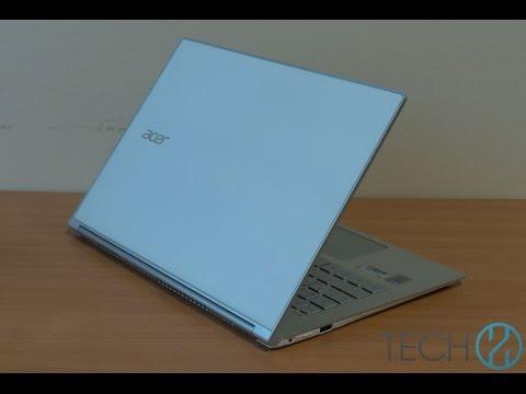 Acer Aspire S7-393 ultrabook teszt
