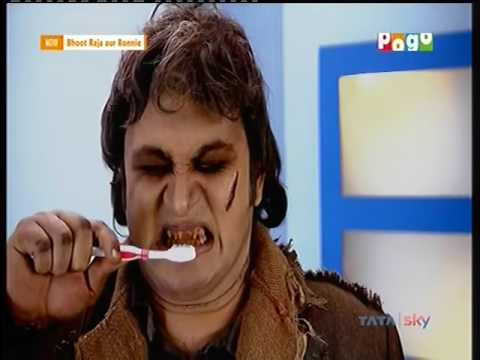 Bhoot Raja aur Ronnie Latest Episode 9 Part 2 in July 2017 - POGO TV