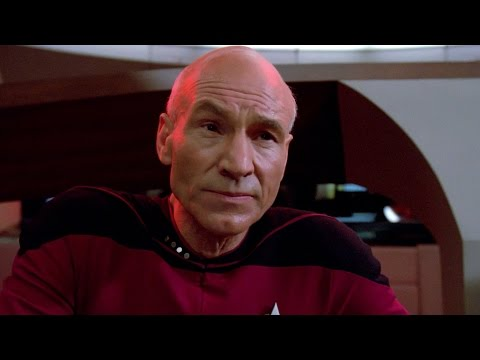 Bring Patrick Stewart Back In STAR TREK? – AMC Movie News