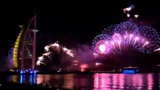 New Year's Eve @ Burj Al Arab, Dubai 2010-2011