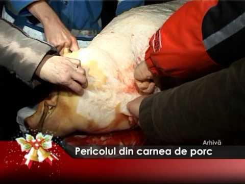 Pericolul din carnea de porc