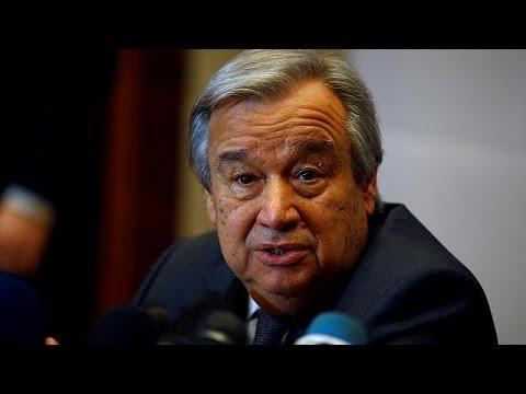 ΟΗΕ: Άρση του διατάγματος Τραμπ το «συντομότερο δυνατό» ζήτησε ο Γκουτέρες