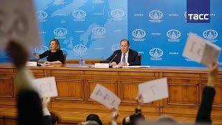 Лавров: будущее отношений РФ и США прояснится после начала работы администрации Трампа
