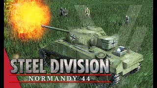 Enjoyed the video? Here's some more! ► https://goo.gl/vHwUWjSteel Division: Normandy 44 Playlist! ► https://goo.gl/uuBRTmYou can now support the channel on Patreon! ► https://www.patreon.com/vulcanhdgaming-----------------------------------------------------------Legend of Tischer! Steel Division: Normandy 44 Gameplay (Pegasus Bridge, 3v3)-----------------------------------------------------------Hey guys,In this one I'm using almost solely vehicles alongside my hero Firefly to make a difference in this one.Deck Used: 12th SS-PanzerDeck Code: GR16EXpxefF7cXoyeHF3cXsheGF44XsyeIF3YXoBeaG8cXeBeWF5U3jxeqF3UXpBeoJ5InjBeTF7sXei@AAG8eA==@Contact Me!Twitch: http://www.twitch.tv/vulcanhdgamingTwitter: https://twitter.com/vulcanhdgamingFacebook: https://www.facebook.com/vulcanhdgamingSteam: http://steamcommunity.com/groups/vulcanhdgamingPatreon: https://www.patreon.com/vulcanhdgamingPlayer.me: https://player.me/vulcanhdgamingMusic used: End Game by Per Kiilstoftehttps://machinimasound.com/music/end-gameLicensed under Creative Commons Attribution 4.0 International(http://creativecommons.org/licenses/by/4.0/)